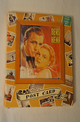 Hollywood -Retro Kitsch Style x 32 Various - New Collectable -Useable -Postcards
