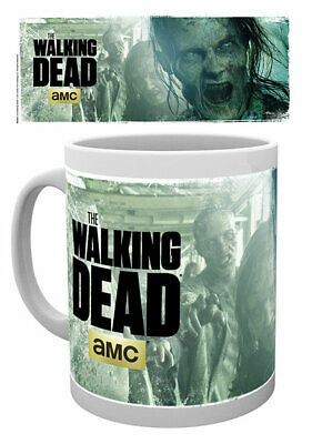 The Walking Dead - Ceramic Coffee Mug / Cup (The Zombies)