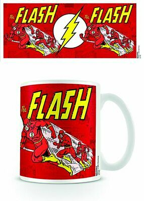 The Flash - Dc Comics - Ceramic Coffee Mug / Cup (Running)