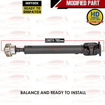 For Mercedes ML270 ML400 ML430 ML500 ML550 W163 Front Propshaft propeller shaft