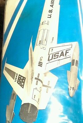RARE SEALED Vintage NOS Estes Flying Model Rocket Kit ASTRON INTERCEPTOR 70s MIP