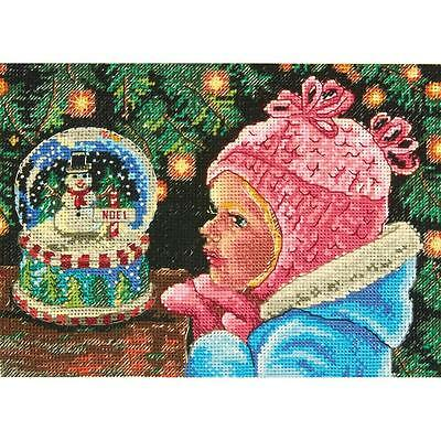 Dimensions Christmas Wishes Counted Cross Stitch Kit