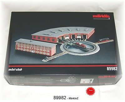 Märklin 89982 Turntable with accessories #NEW in #