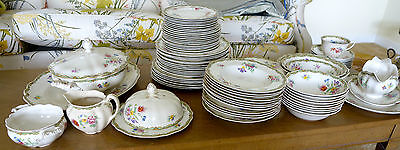 Johnson Brothers Old Staffordshire HANFORD HUGE SET 79 pieces