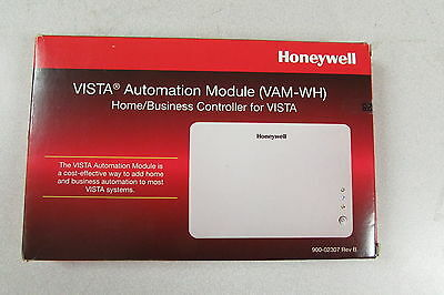 Honeywell Vista Automation Module VAM-WH zwave total connect wi-fi White