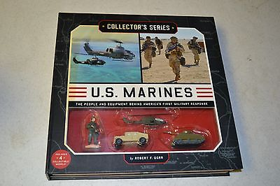 US Marines Collectible Book