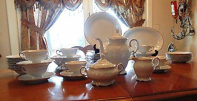 Wawel Casa Oro  Service for Six + Serving Pieces 35 Total Pieces