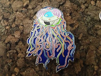 String Cheese Incident Jellyfish UFO Pin SCI
