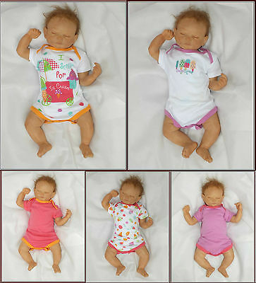 Soft Touch 5-er Pack Body 5Tlg SET Bodysuit Kurzarm 56 62 68 74 Unterwäsche