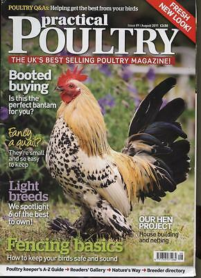 Practical Poultry Magazine - August 2011 - No. 89