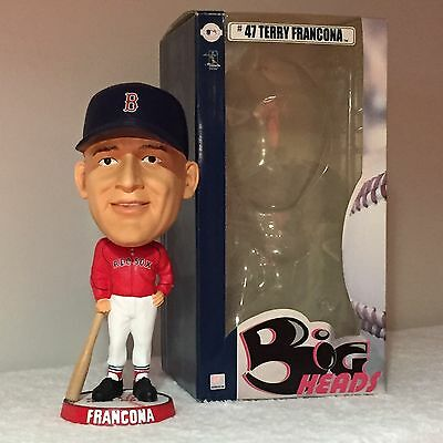 """TERRY FRANCONA Boston Red Sox """"Manager"""" MLB Limited Edition Bobble Head*"""