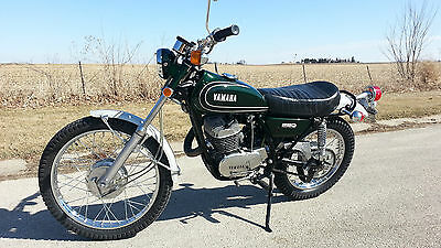 Yamaha : Other 1973 yamaha dt 3 vintage rt 3 ct 3 at 3 motorcycle