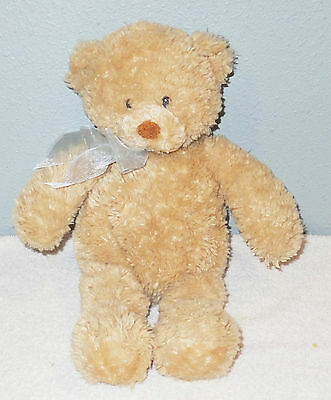 "BABY GUND Teddy Bear BUNDLES 12"" Soft Cuddly Pals #58390 Plush Stuffed Animal"