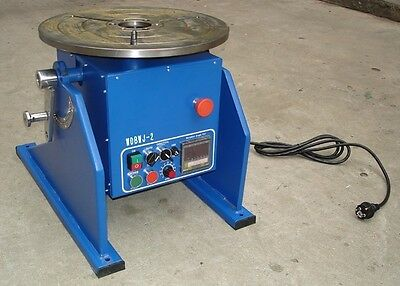 200KG 440 lbs Light Duty Welding Positioner Turntable New