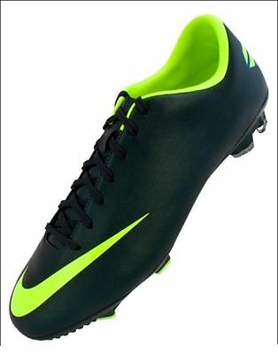 NIKE MERCURIAL VICTORY III Df Fg Violet Citron Football
