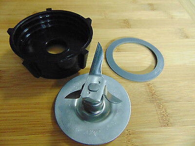 Blender Kit Blade with Bottom Base and Sealing Rubber Gasket O Ring For Oster