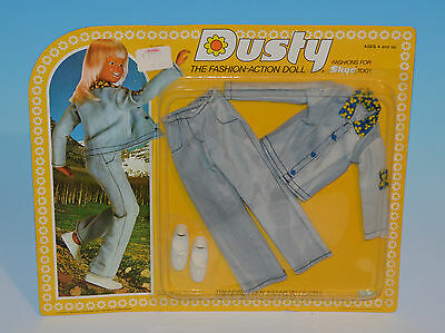 C: Vintage Kenner DUSTY Doll Outfit SEALED MINT NOS not Barbie