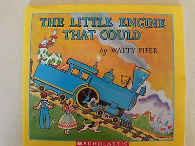 The Little Engine That Could by Watty Piper (Paperback)
