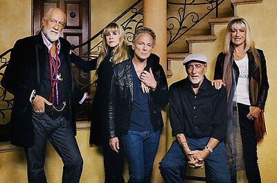 FLEETWOOD MAC 2 VIP TICKETS MEET & GREET WITH MICK 4/10 The Forum