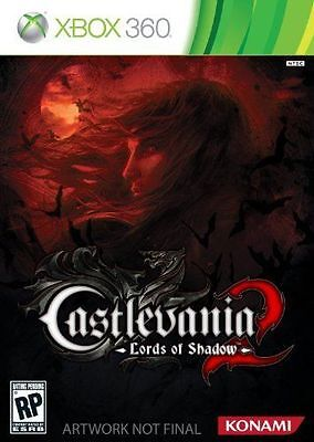Castlevania: Lords of Shadow 2 (Xbox 360, 2014) COMPLETE - DISC IS MINT