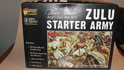 WGZ-07 Zulu Starter Army, Warlord Games, 28mm Wargame figures