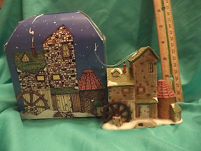 DEPT 56 Dickens Village Mill ORNAMENT Collector Edition #98733