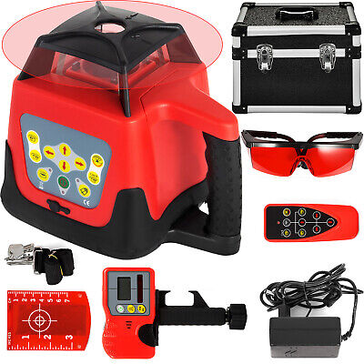 Niveau Laser Vert Rotatif Rotary Red Laser Level 500M Automatique Electric