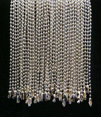 """25 24"""" Ball Chain Necklaces"""