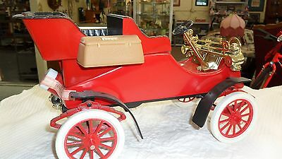 Jim Beam 1903 Model A Ford Red