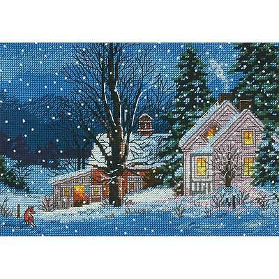 Dimensions Quiet Night Counted Cross Stitch Kit