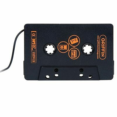 Car Stereo Audio AUX Tape Cassette Adaptor Universal/iPod/iPhone*Griffin GC17041