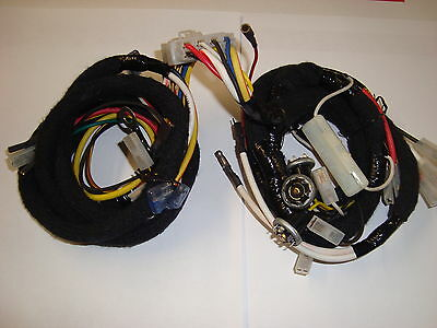 FORD TRACTOR NEW REPLACEMENT WIRING HARNESS 2000 3000 4000 DIESEL
