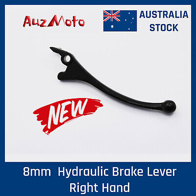 8mm Right/h Hydraulic Master Cylinder Brake Lever Dirt Pit Bike ATV Quads Pitpro