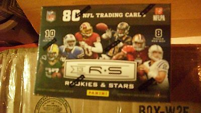2013 ROOKIE and STARS FACTORY SEALED BOX*LACY-MANUEL-GENO*AUTOS*