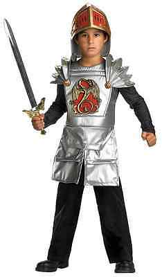 Knight of the Dragon Medieval Fancy Dress Up Halloween Toddler Child Costume