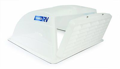 NEW Camco 40431 RV Roof Vent Cover - White - Fast Free Shipping