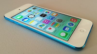 Apple iPod Touch 5th Generation 32GB Blue color Latest Model. New Condition!