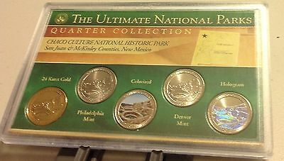 Chaco Culture National Historic Park The Ultimate National Parks Quarter Collect