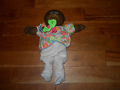 AFRO AMERICAN CABBAGE PATCH KIDS 1978-1982