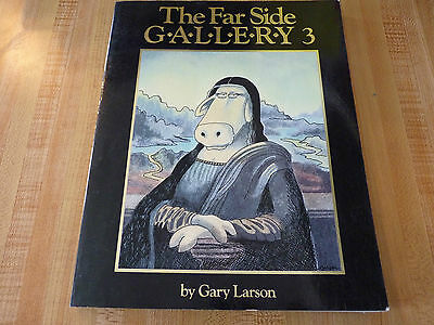 Soft Cover Book The Far Side Gallery 3 Gary Larson 192 pages