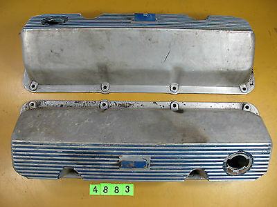 1971 Ford BOSS 351 Mustang OEM Valve Covers Pair