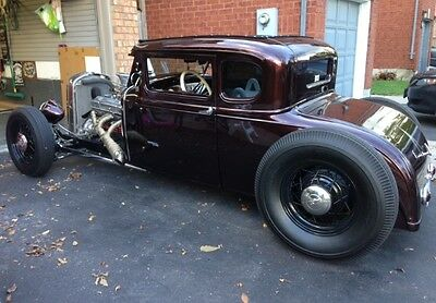 Ford : Model A coupe 1930 model a coupe