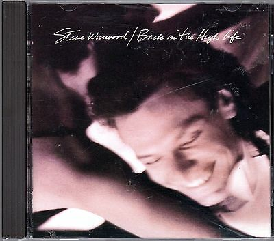 Steve Winwood - Back In The High Life CD The Finer Things Higher Love