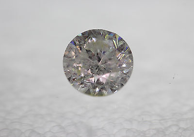 Certified 2.13 Carat F Color Round Brilliant Buy Loose Diamond 7.92mm VG VG VG
