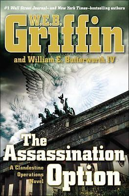 The Assassination Option (A Clandestine Operations Novel)