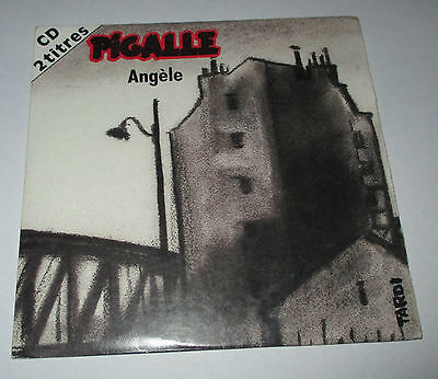 Pigalle - Angèle - cd single 2 titres - 1992