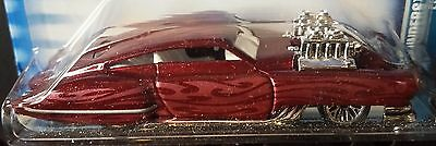 Hot Wheels 2003 Wastelanders Evil Twin 1:64 Red Highway 35 1:64