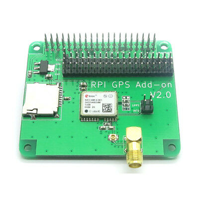 GPS Module With Antena For Raspberry Pi
