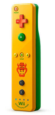 [JAPANESE EDITION] Nintendo Wii Remote Controller Plus (Bowser)