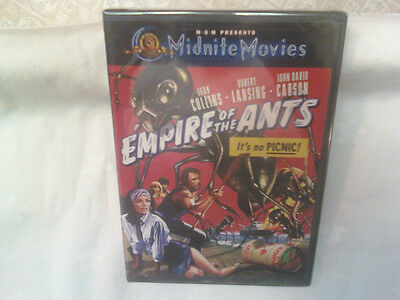 Empire Of The Ants DVD - LOW PRICE! FACTORY SEALED! EXCELLENT CONDITION!